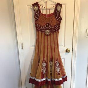 Dresses & Skirts - Indian Anarkali lehnga Dress